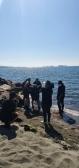 Κατάδυση στο αρχαίο λιμάνι της Αμαθούντας