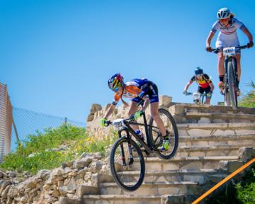 Διεθνής Αγώγας Ορεινής Ποδηλασίας στην Αμαθούντα - 2017