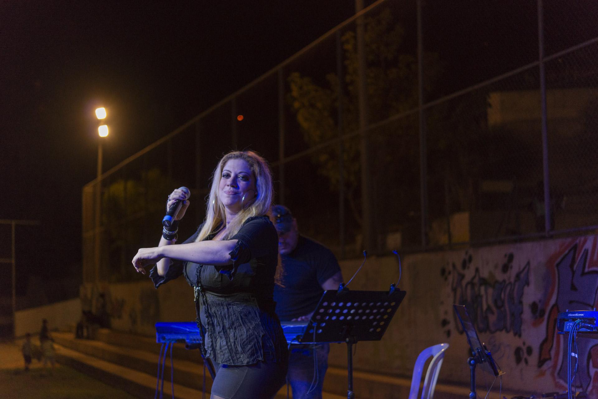 Χοροεσπερίδα - 2018 Με τον Πέτρο Ίβριο και το σχήμα του