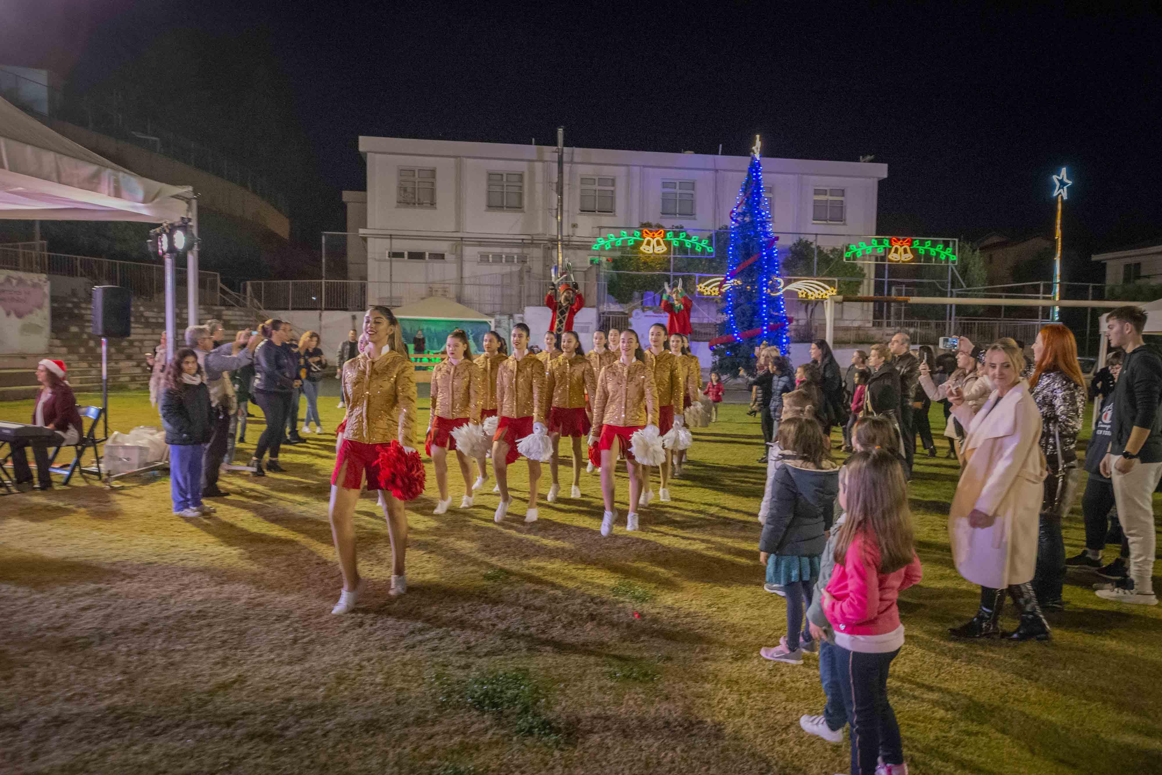 Φωταγώγηση Χριστουγεννιάτικου Δέντρου 2019