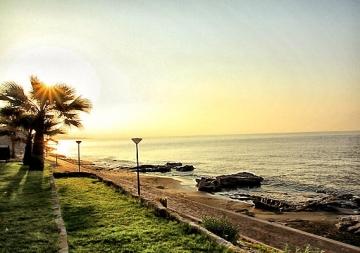 Παραλία Λούρες
